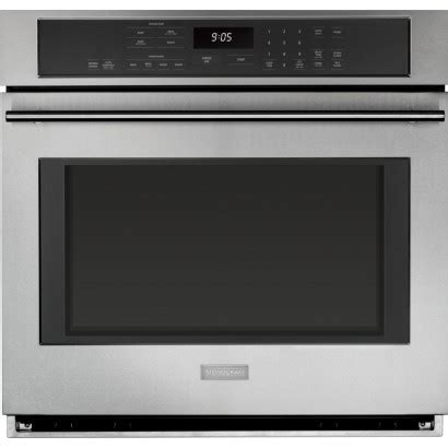 zetshss monogram  electric convection single wall oven stainless steel