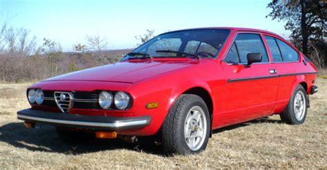 1978 Alfa Romeo by 1978 Alfa Romeo Alfetta Photos Informations Articles