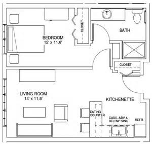 one bedroom house floor plans one bedroom floor plans unique house plans