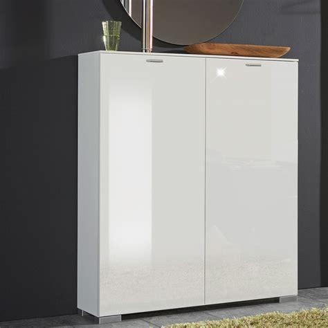 cuisine ikea blanc brillant meuble à chaussures gallery 2 portes blanc 2772454