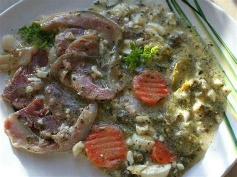 cuisiner la tete de veau recettes de veau et tête de veau