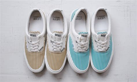 "Vans Vault Summer 2014 OG Era LX ""Stripes"" Pack 