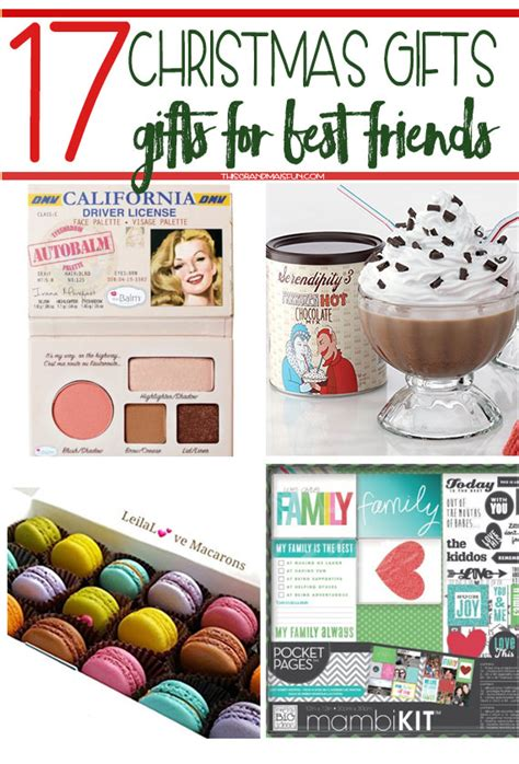 best gifts for christmas friends 17 gifts for best friends tgif this