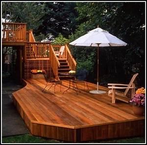 Terrasse Holz Bauen : garten terrasse bauen holz terrasse house und dekor ~ Michelbontemps.com Haus und Dekorationen