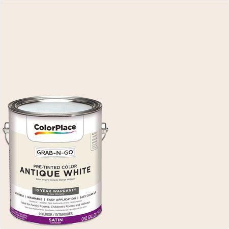 colorplace pre mixed ready to use interior paint antique