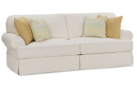 couch and ottoman covers slipcover sleeper sofa baldwin sofa from ballard designs