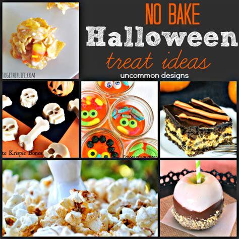 treat ideas cute halloween baking ideas images