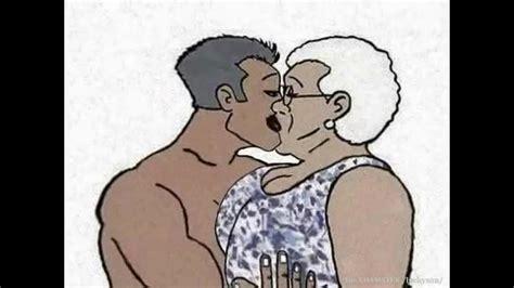 Black Granny Loving Anal Animation Cartoon Free Porn D6