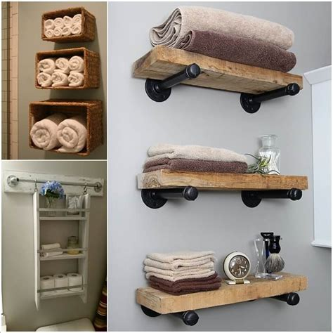 floating shelves for kitchen 15 diy bathroom shelving ideas that can boost storage