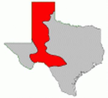 Great Plains - Regions of Texas