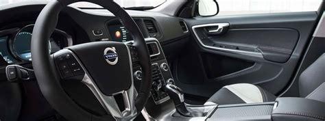 volvo  interior features  design volvo cars