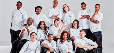 Meet The 14 Top Chef Sa Contestants Channel24