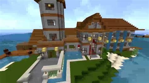 Modernes Haus Minecraft Jannis Gerzen by Minecraft Inselvilla Modernes Haus Texture Packs Hd
