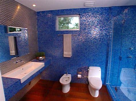 iridescent blue bath hgtv