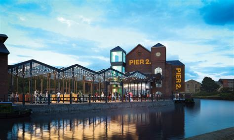 Place North West | Wigan Pier revamp nears following Step ...