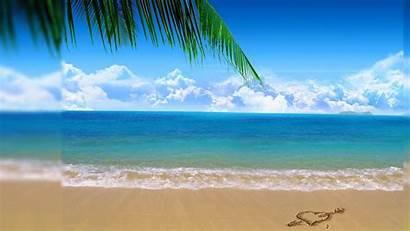Beach Wallpapers Summer Desktop Backgrounds Pc Background
