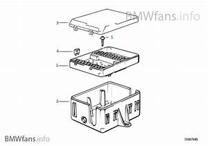 1995 Bmw 325i Fuse Box Diagram