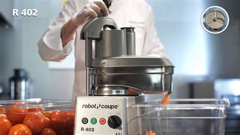 robo cuisine coupe r402 food processor cutter vegetable