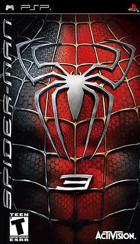 spider man  playstation portablepsp isos rom
