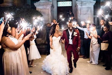 Blessedprincessa Wedding Marriage Black African American