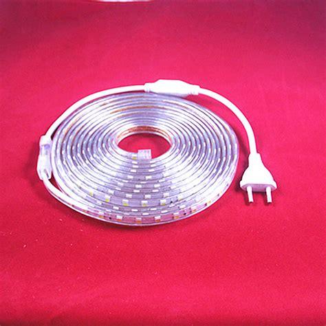 led 5050 ac 220v for led with waterproof led