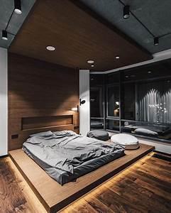 Incredible, Modern, Bedroom, Design, Ideas