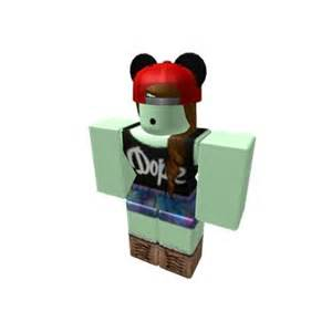 Roblox Character Girls Outfits