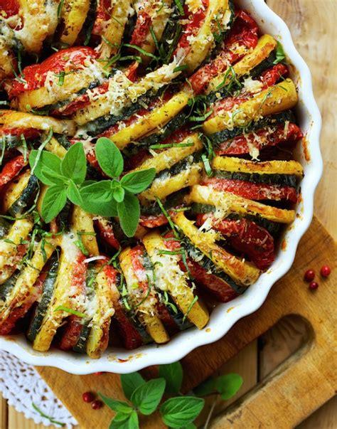 la cuisine du marché cavaillon tian de légumes