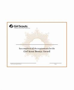 girl scout award certificate template hot girls wallpaper With girl scout award certificate templates