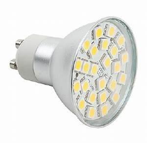 Ampoule Led Dimmable Gu10 : ampoule led gu10 variable 27 leds smd 5050 blanc chaud ~ Edinachiropracticcenter.com Idées de Décoration