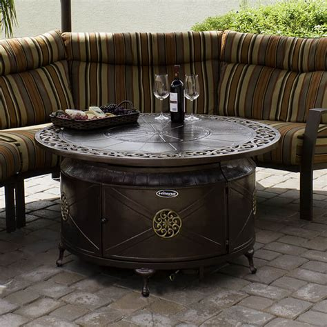 propane tank pit top 15 types of propane patio pits with table buying