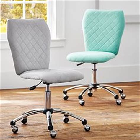 teen desk chair cool desk chairs study chairs pbteen