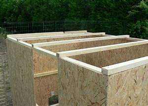 Construire Un établi En Bois : creation d 39 un grand poulailler pour un cout modeste ~ Premium-room.com Idées de Décoration