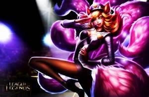 League of Legends Ahri PopStar wallpaper by Ahri-plz on ...