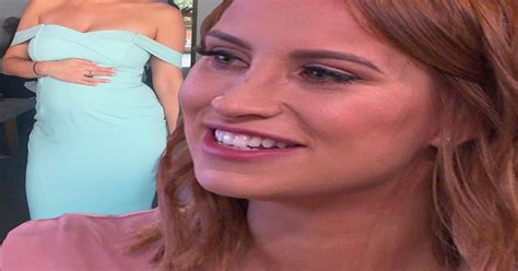 Has Pregnant Ferne Mccann Revealed Sex Of Baby This