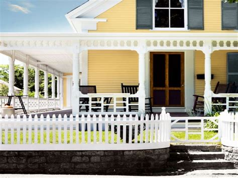 decorating ideas for homes yellow exterior house