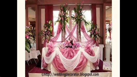 cheap wedding decoration ideas  tables  youtube
