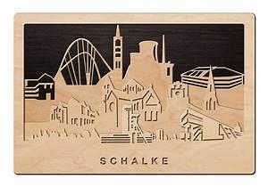 Wandbilder Aus Holz : 3d wandbild aus holz skyline schalke 2017 einfach pers nlich ~ Frokenaadalensverden.com Haus und Dekorationen