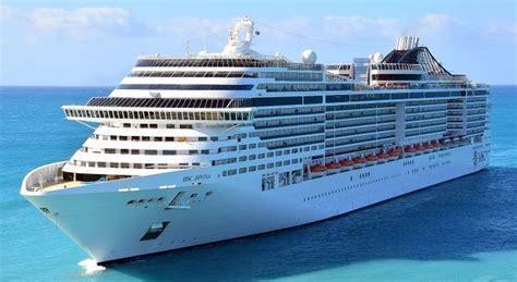 Msc Crociere, Altre 4 Navi Da Fincantieri Per Nuova Flotta