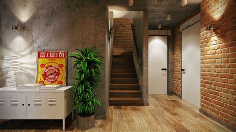 loft apartment  pavel vetrov design