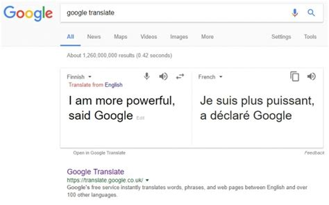 To Translator by New Translator More Powerful Than Google