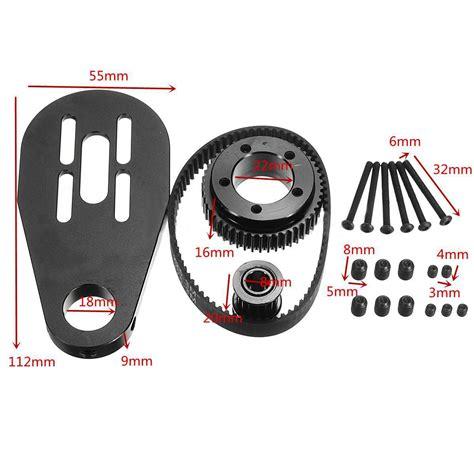 arrival diy electric skateboard accessories belt kit