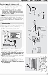 Frigidaire Fftw4120sw Washer Inst A07504201 User Manual