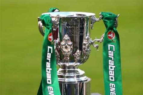 Carabao Cup fourth-round draw live: City to learn - One ...