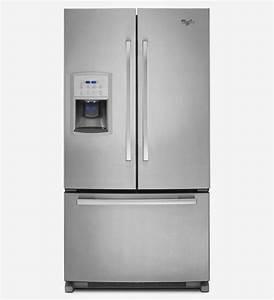 Whirlpool Refrigerator Brand  Whirlpool Gi0fsaxvy Gold