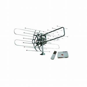 hdtv outdoor tv antenna 20 38db gain by conect it w signal With tv antenna booster