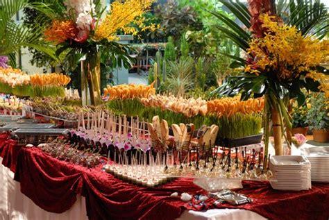 mariage buffet mariage decoration