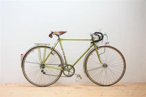 Raffaels Vintage Garage by 1950s Raphael G 233 Miniani Touring Bike Cycling Bicyclette