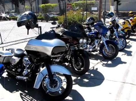 Harley Davidson East Oakland California