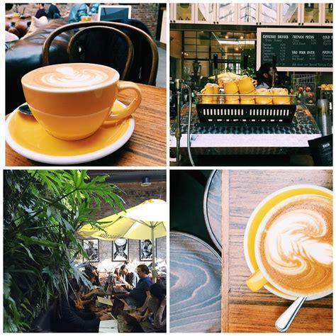 Customers entering williamsburg's devoción for a coffee. Devoción Coffee Brooklyn | Most Lovely Things